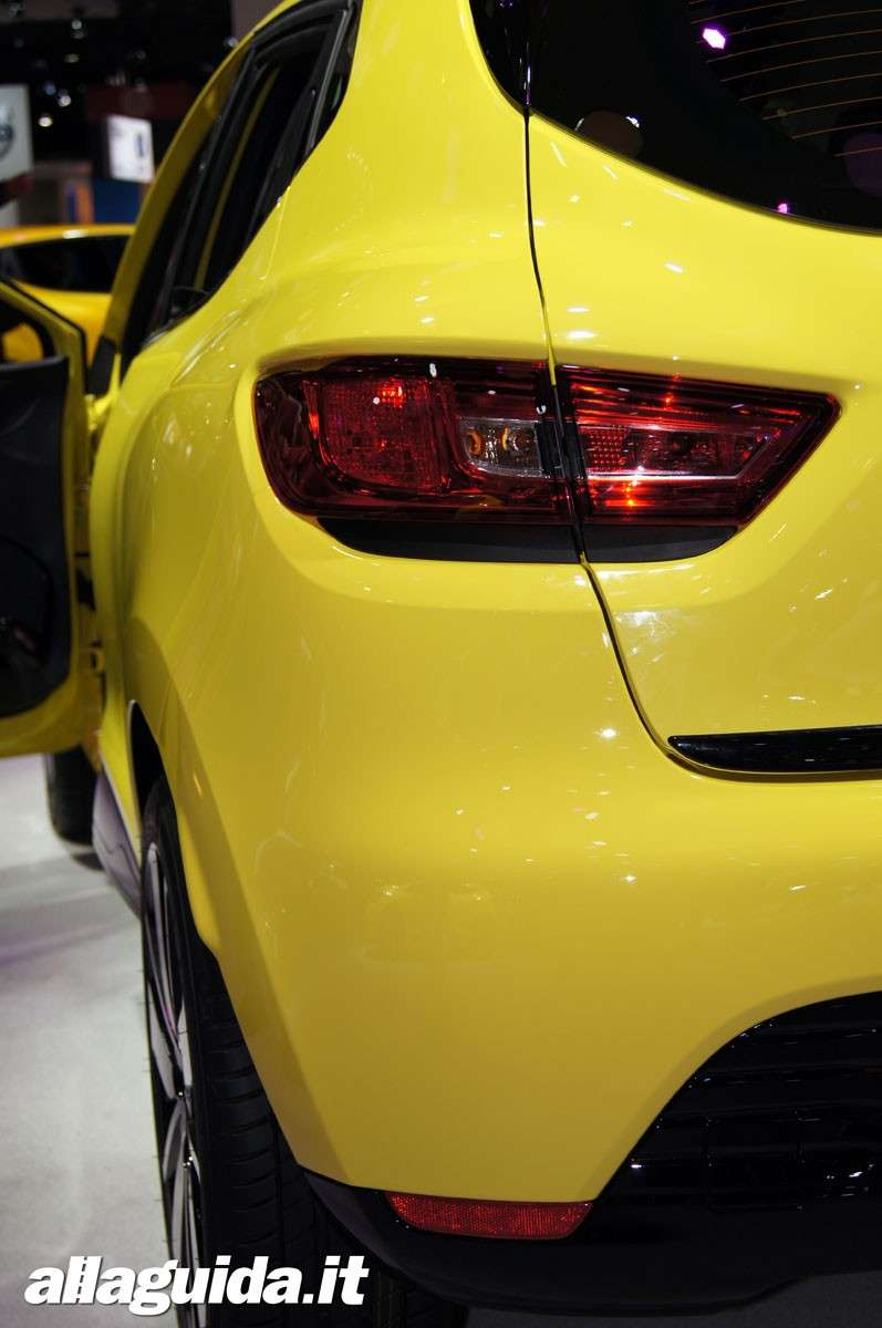 Renault Clio RS200 Turbo, Salone di Parigi 2012 - 12