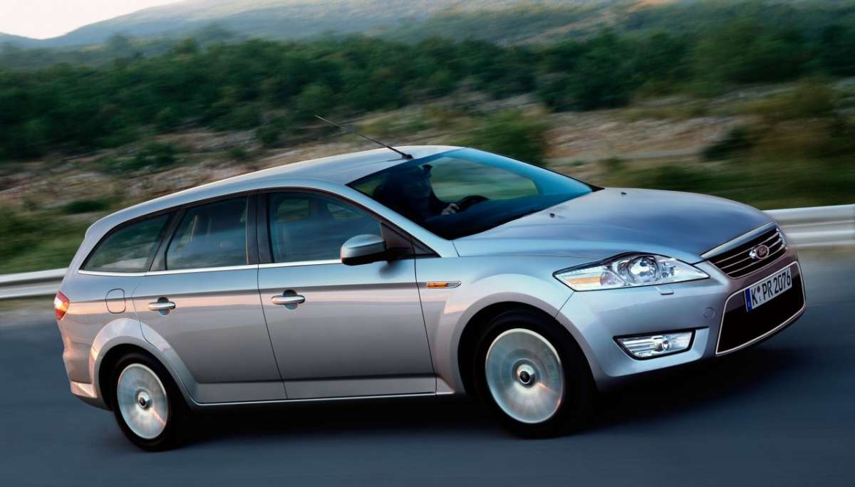 Ford Mondeo 2007 sw frontale