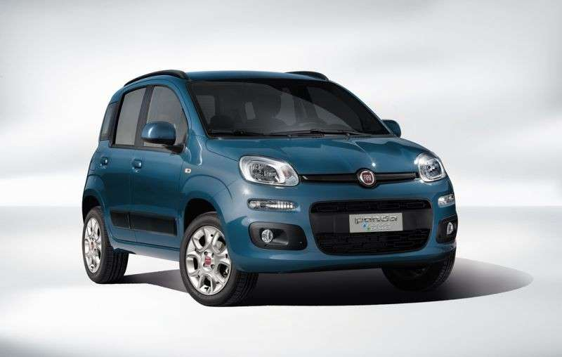 Fiat Panda 2012 Natural Power