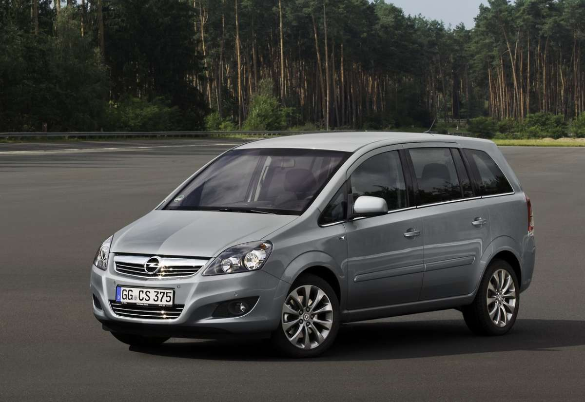 Opel Zafira ecoM Turbo One