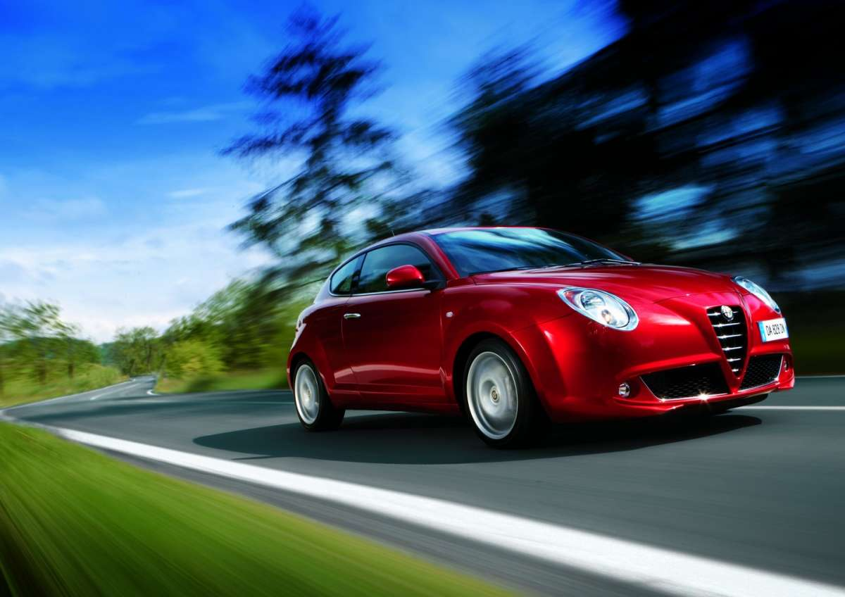 Alfa Mito Turbo GPL