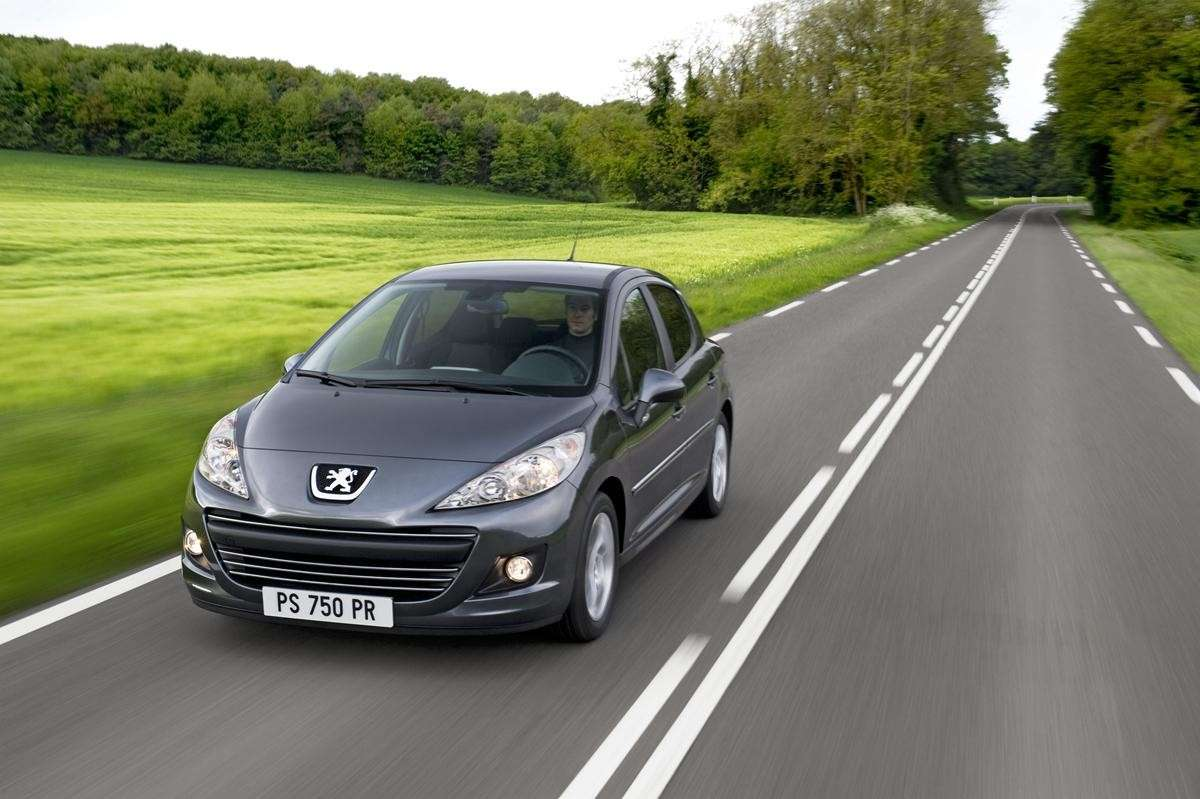 Peugeot 207 Access ECO GPL