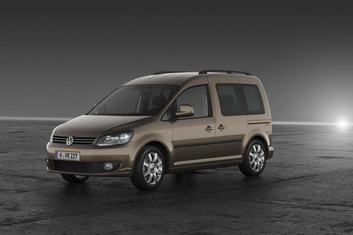 Volkswagen Caddy BiFuel GPL