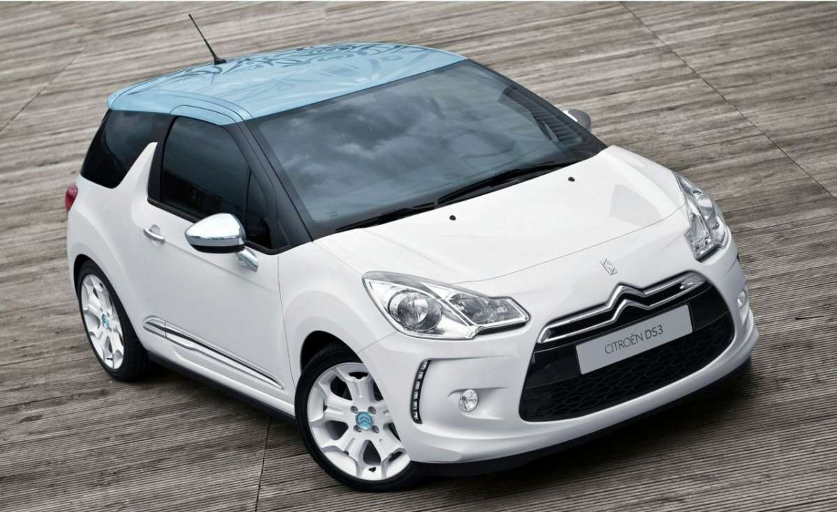 Citroen DS3 GPL airdream