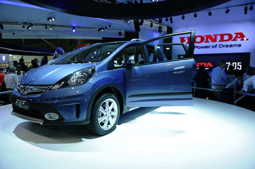 Honda Fit Twist, Salone di San Paolo 2012 (2)