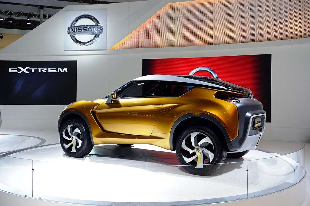 Nissan Extrem concept, Salone di San Paolo 2012 (2)