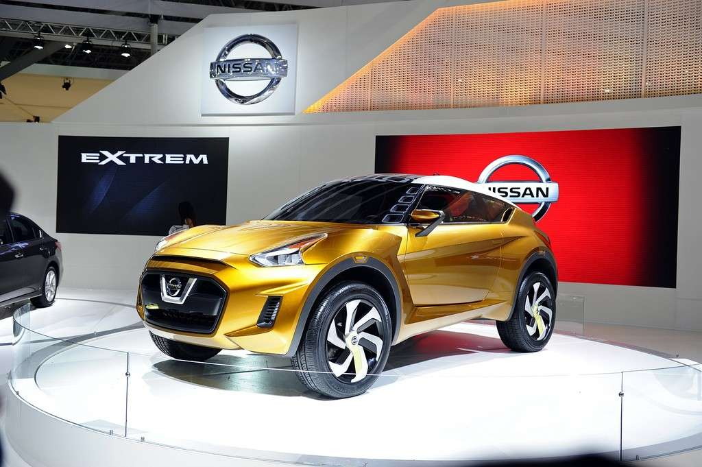 Nissan Extrem concept, Salone di San Paolo 2012