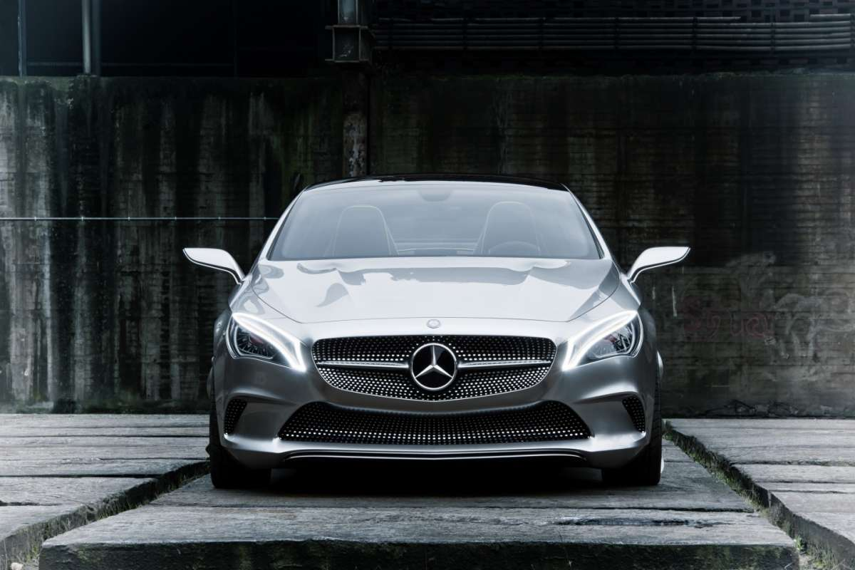 Mercedes Concept Style Coupe, muso