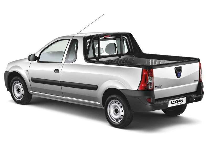 Dacia Logan Pick Up coda