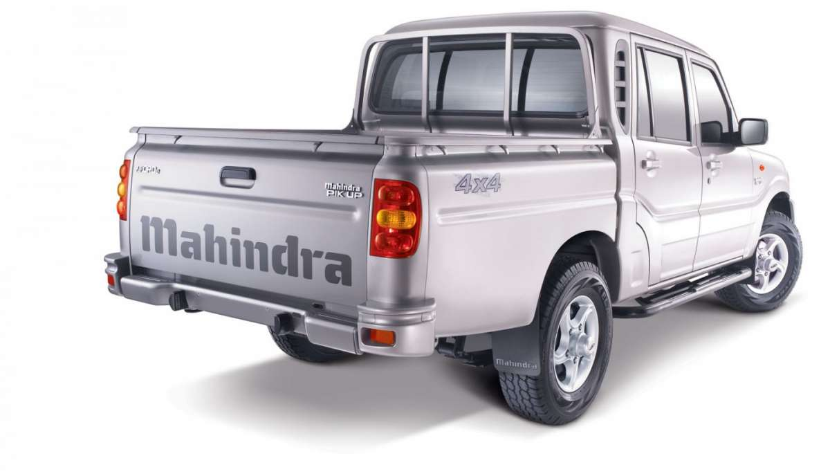 Mahindra Goa Pick Up coda