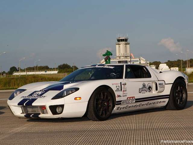 Ford GT Performance Power Racing