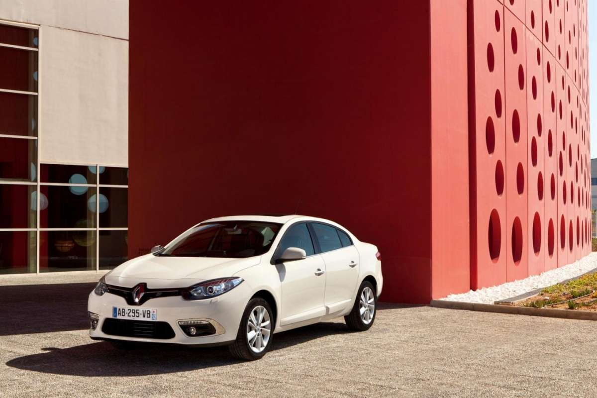 Renault Fluence 2013 restyling