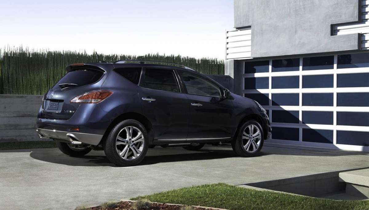 Nissan Murano laterale