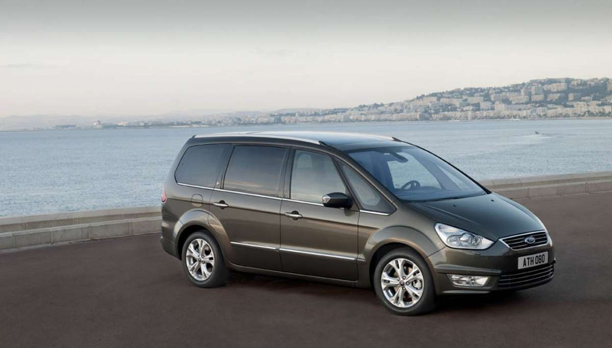 Ford Galaxy 2012 laterale