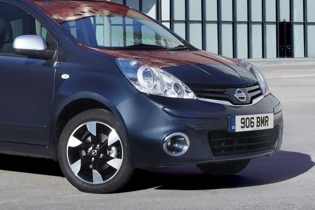 Nissan Note 2012 muso