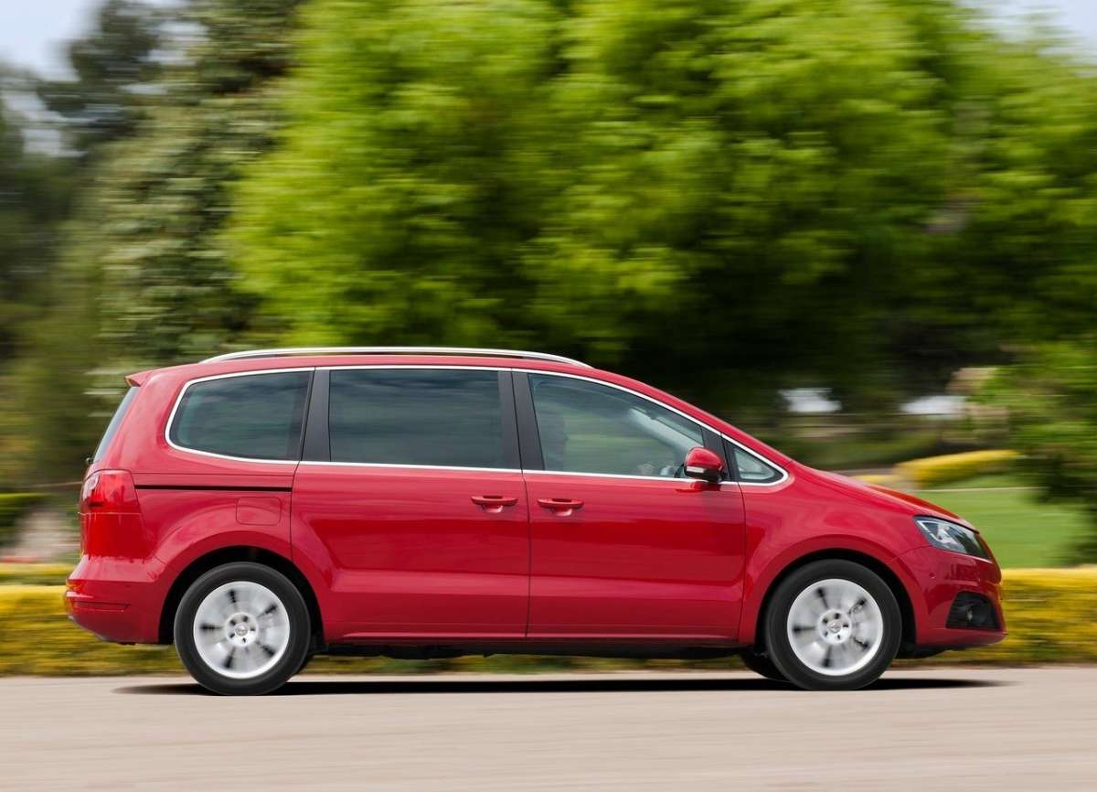 Seat Alhambra 2012 laterale