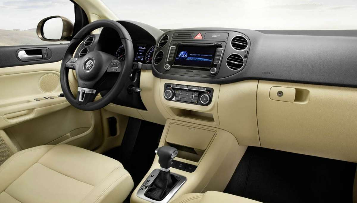 Volkswagen Golf Plus 2012 cruscotto