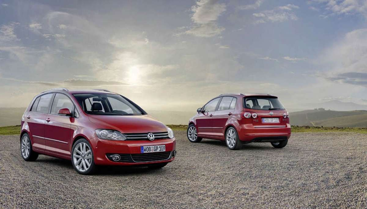 Volkswagen Golf Plus 2012 davanti dietro