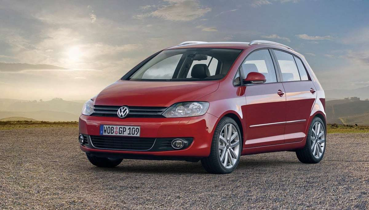 Volkswagen Golf Plus 2012 muso