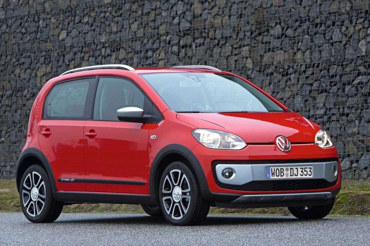 Volkswagen Cross-Up!, foto