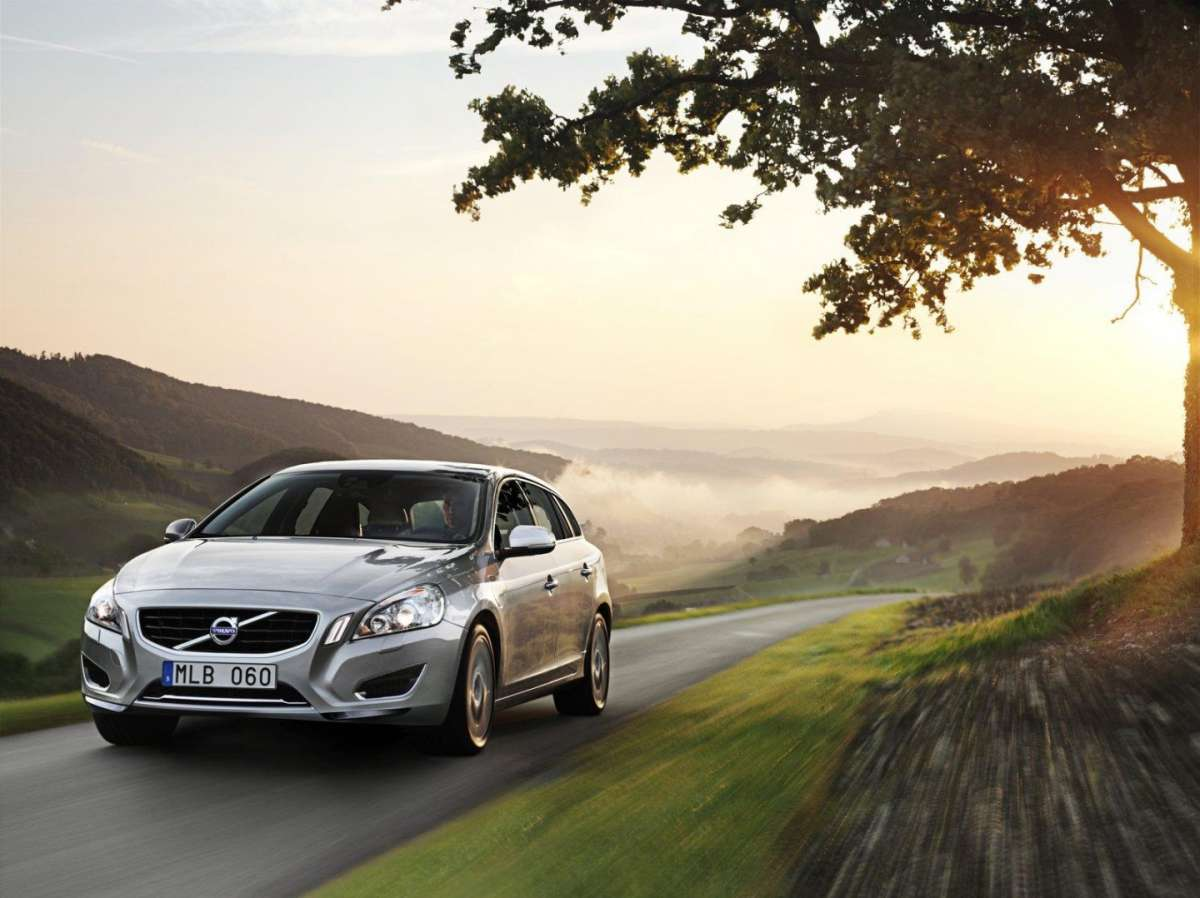 Volvo V60 Plug-In Hybrid Pure Limited muso
