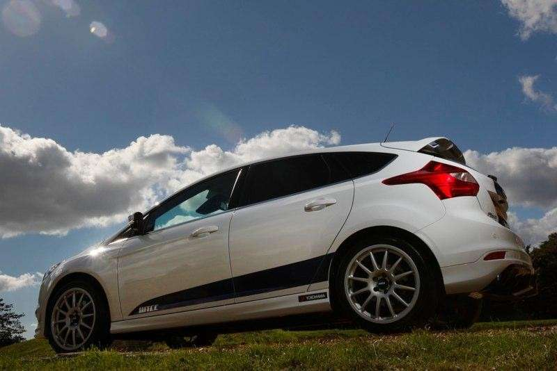 Ford Focus WTCC Limited Edition laterale