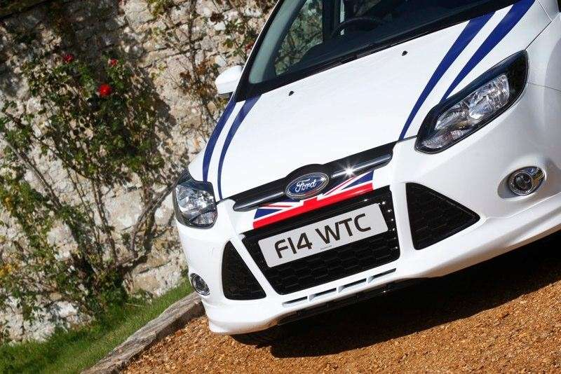 Ford Focus WTCC Limited Edition muso (3)
