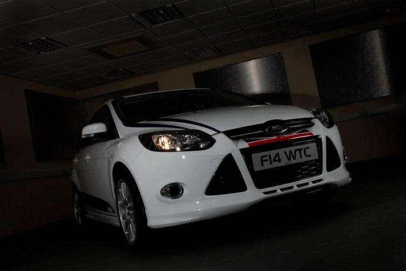 Ford Focus WTCC Limited Edition muso (4)