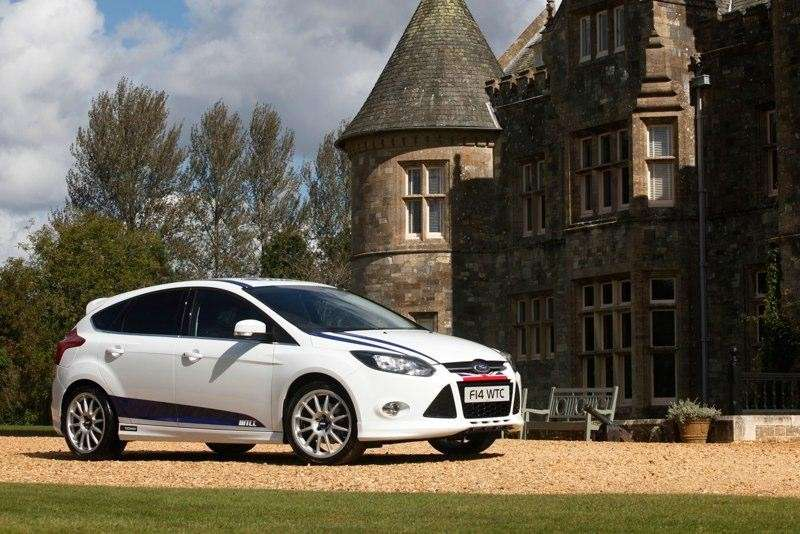 Ford Focus WTCC Limited Edition muso