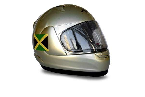 Nissan GT-R Usain Bolt Edition casco (2)