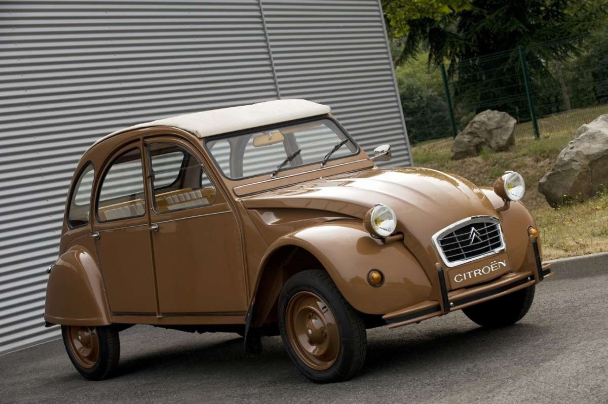 Citroen 2CV seconda serie