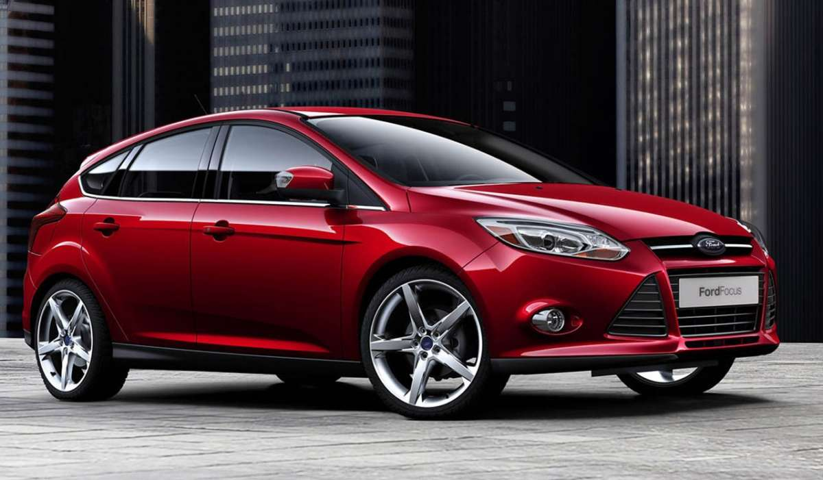 Ford Focus 2011 muso