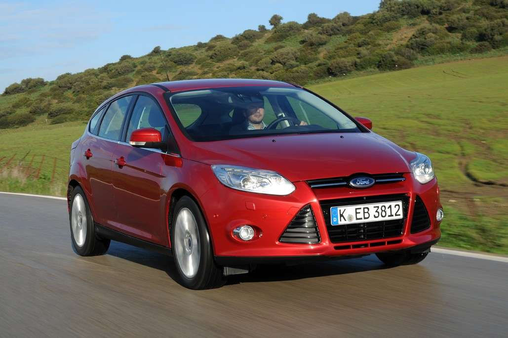 Ford Focus muso