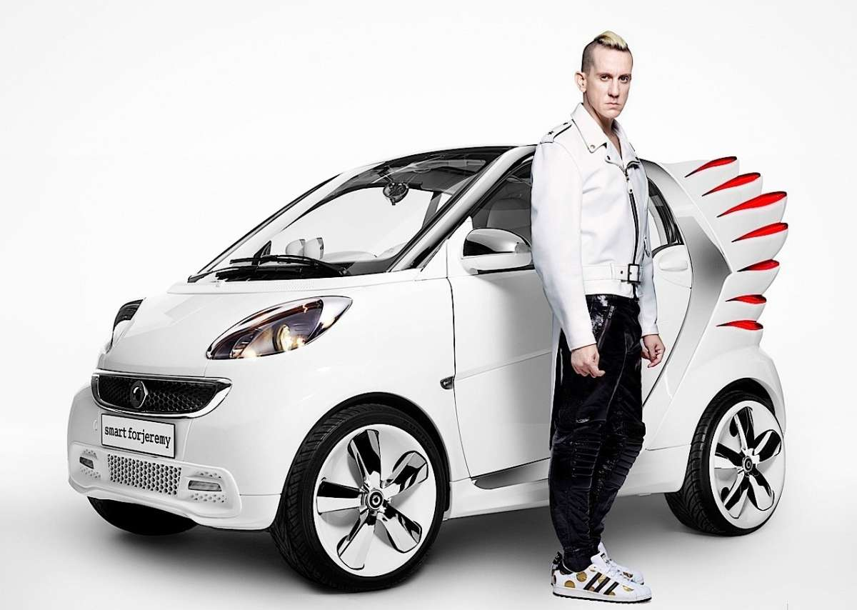 Smart ForJeremy 2013 laterale anteriore scott