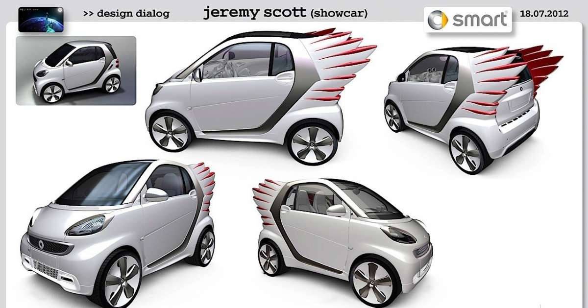 Smart ForJeremy 2013 progetto
