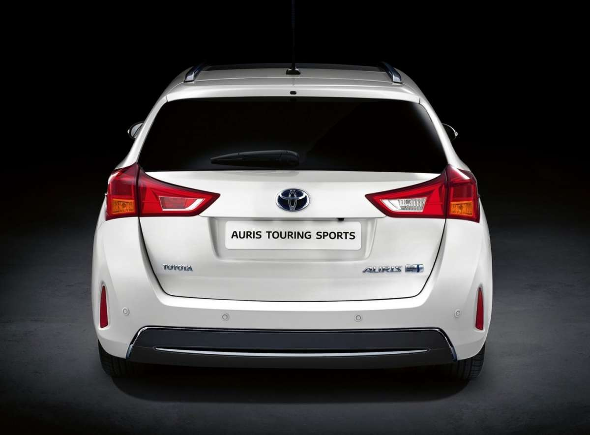 Toyota Auris Touring Sports, posteriore