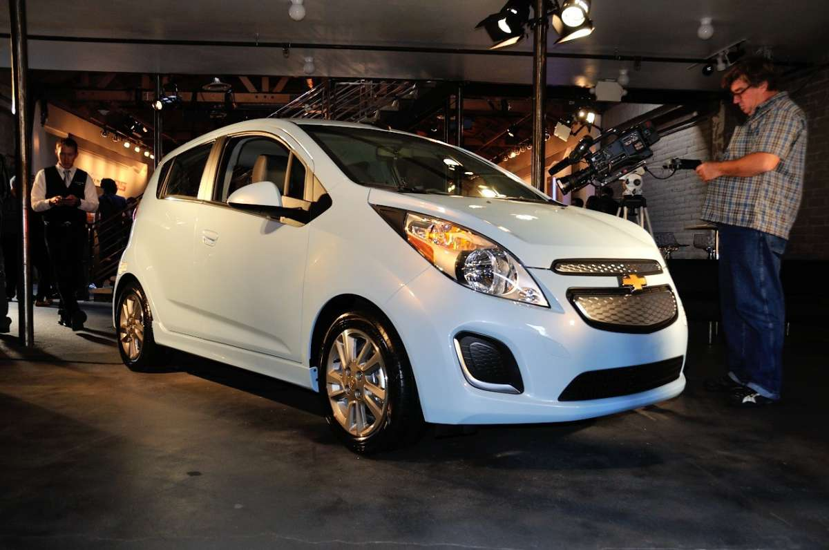 Chevrolet Spark EV al Salone di Los Angeles 2012 (3)