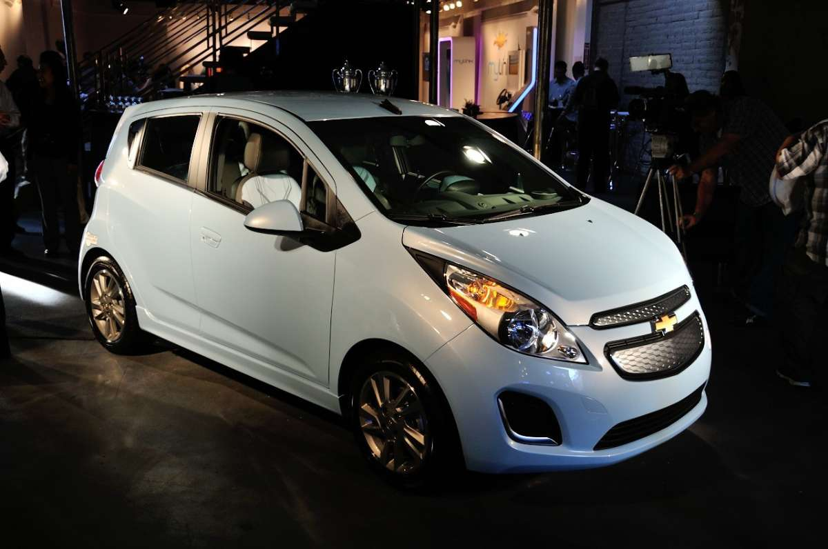 Chevrolet Spark EV al Salone di Los Angeles 2012 (4)