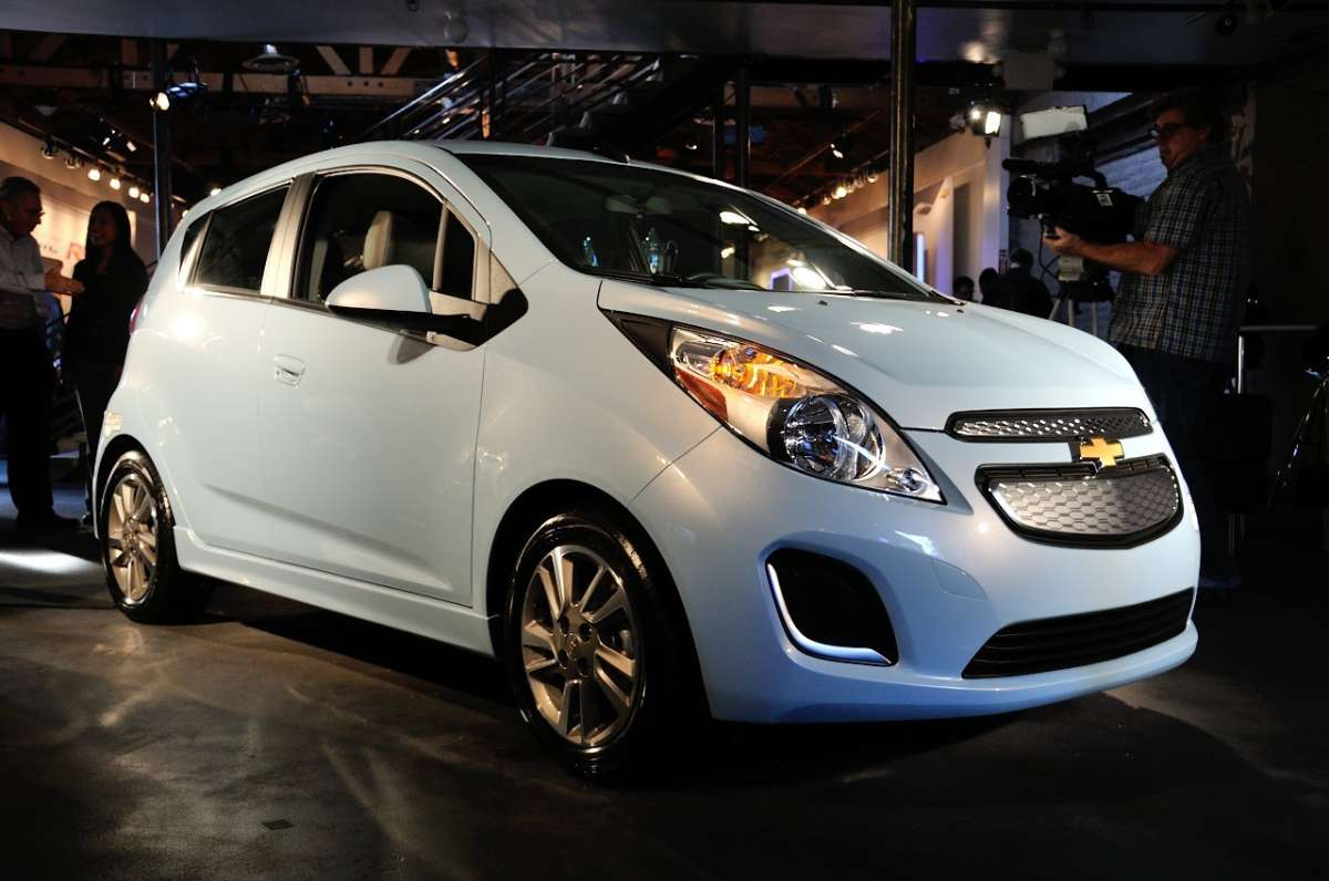 Chevrolet Spark EV al Salone di Los Angeles 2012 (5)