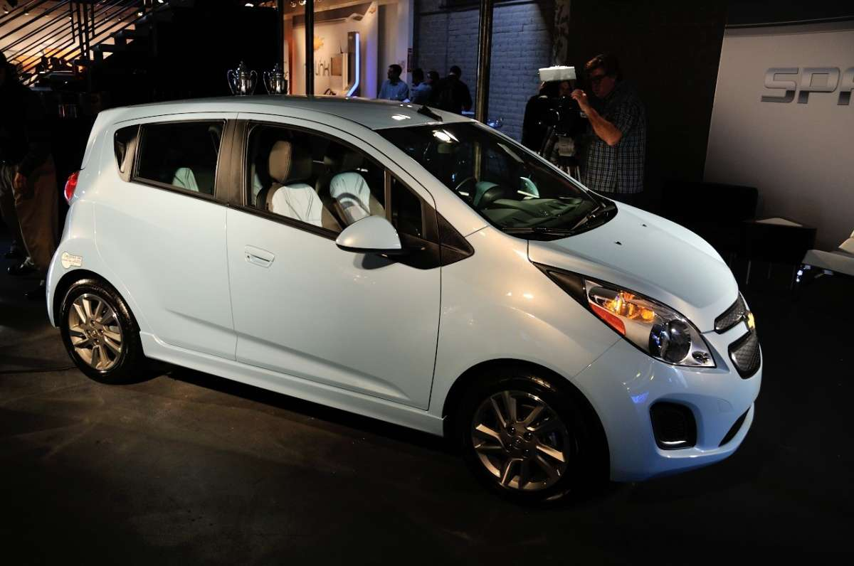 Chevrolet Spark EV al Salone di Los Angeles 2012 (6)