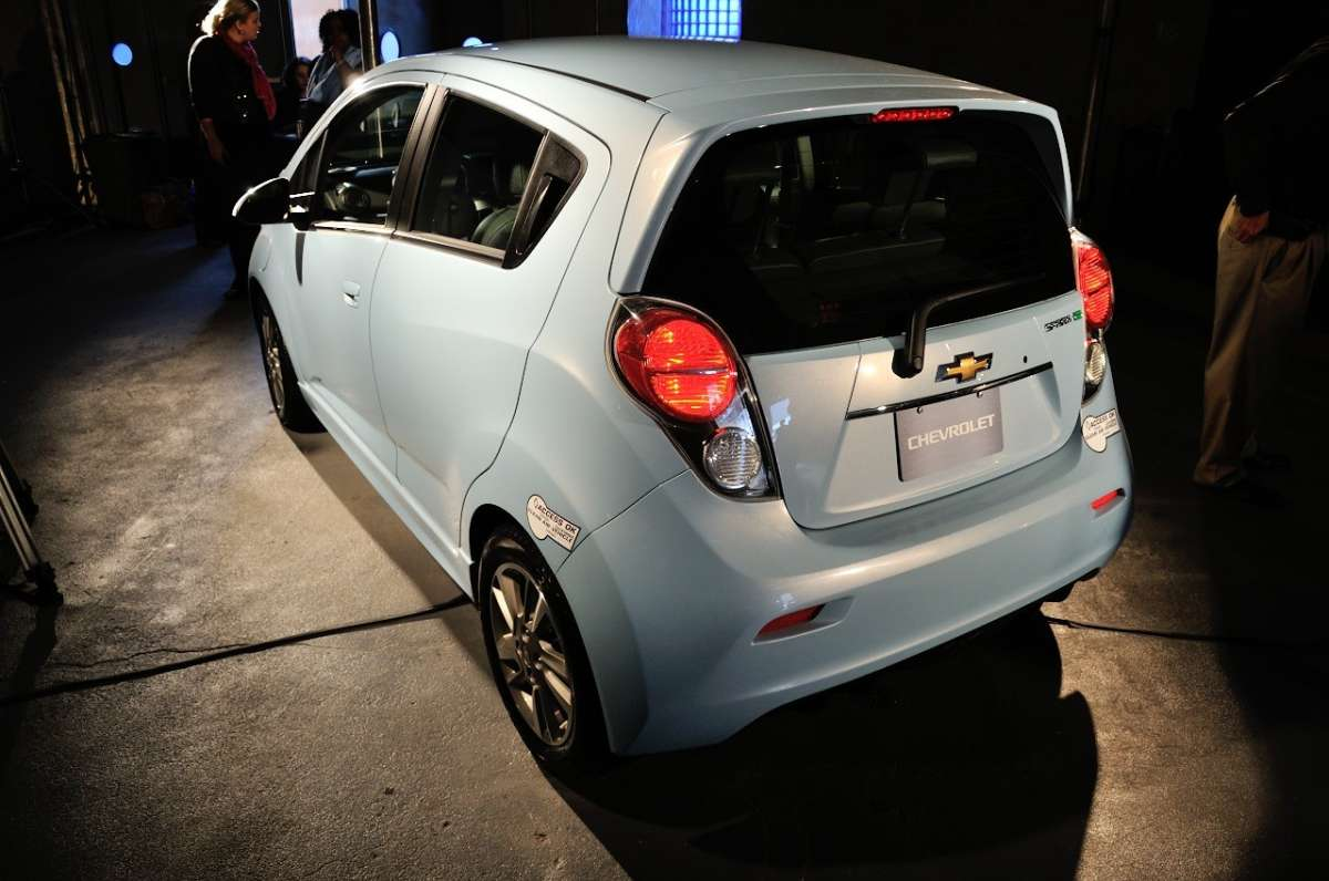 Chevrolet Spark EV al Salone di Los Angeles 2012 (9)