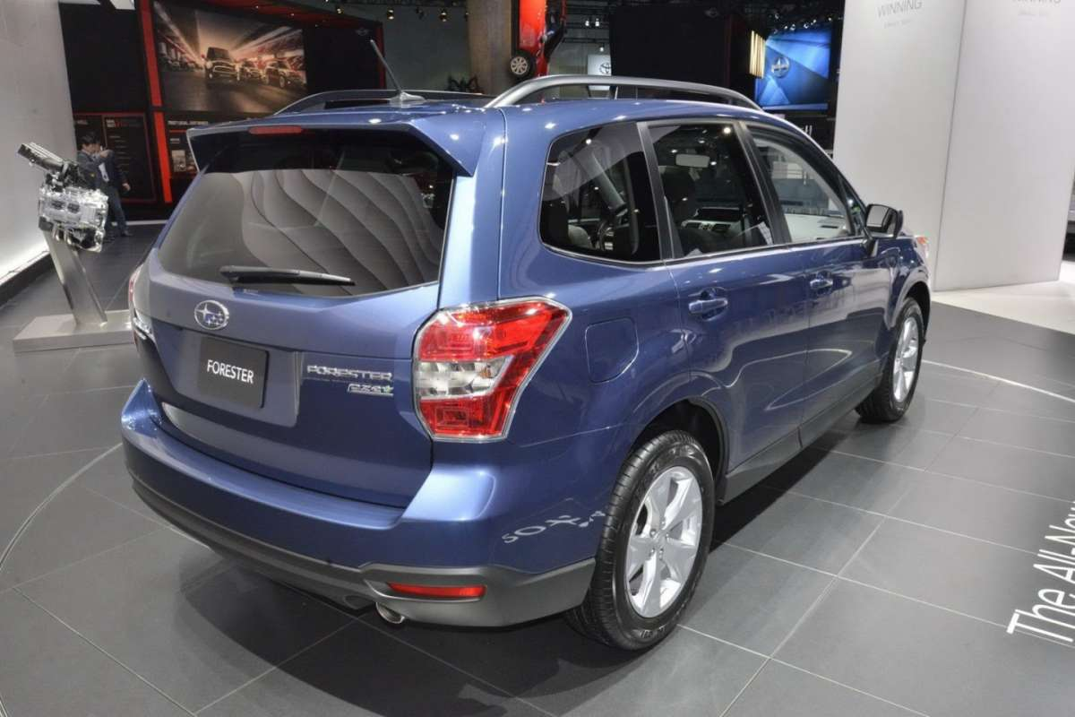 Subaru Forester 2013 al salone di Los Angeles 2012 (10)