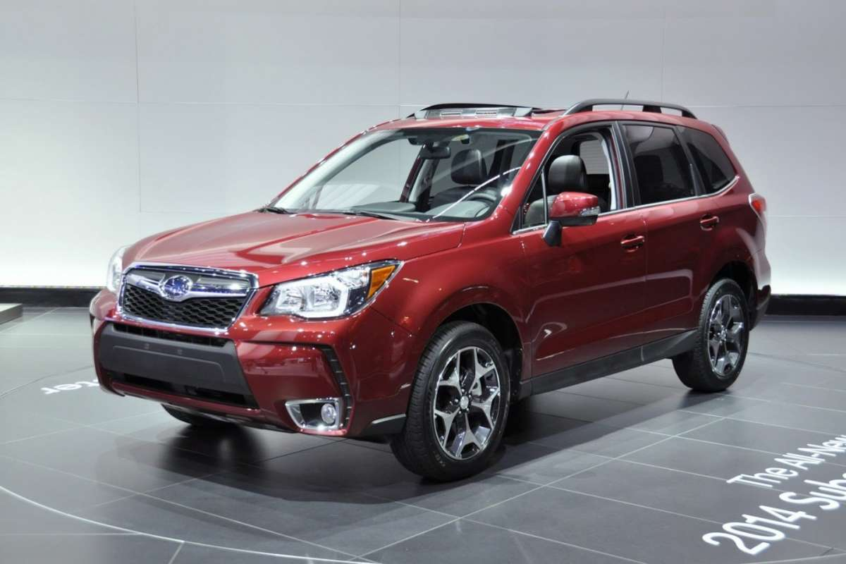 Subaru Forester 2013 al salone di Los Angeles 2012 (14)