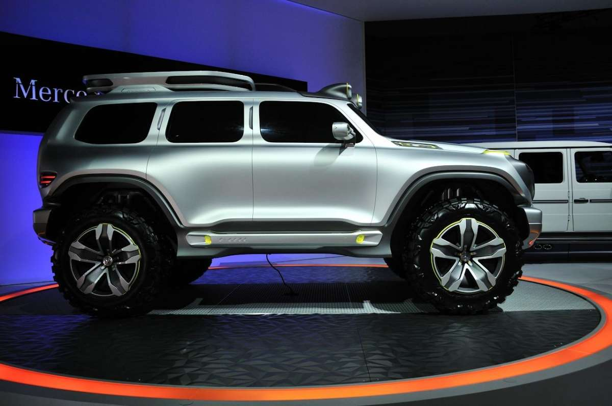 Mercedes-Benz Ener-G-Force al Salone di Los Angeles 2012 (2)