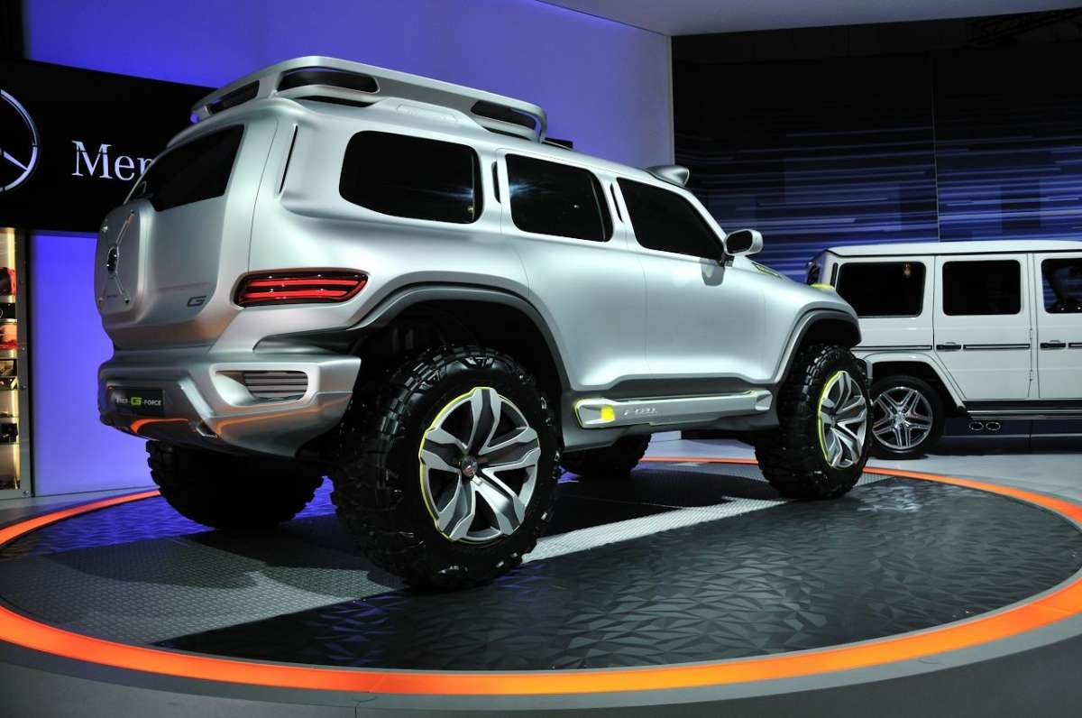 Mercedes-Benz Ener-G-Force al Salone di Los Angeles 2012 (3)