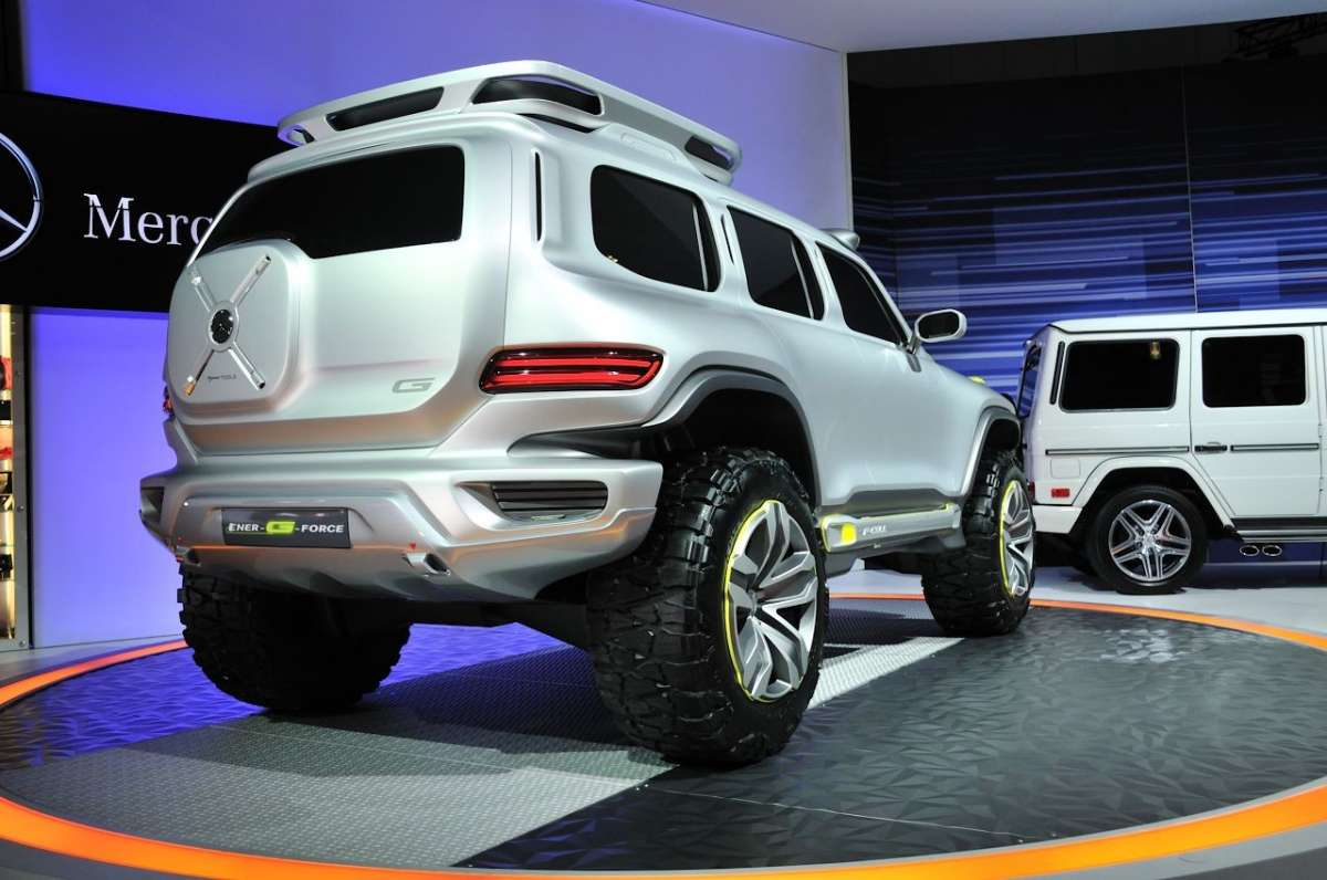 Mercedes-Benz Ener-G-Force al Salone di Los Angeles 2012 (4)