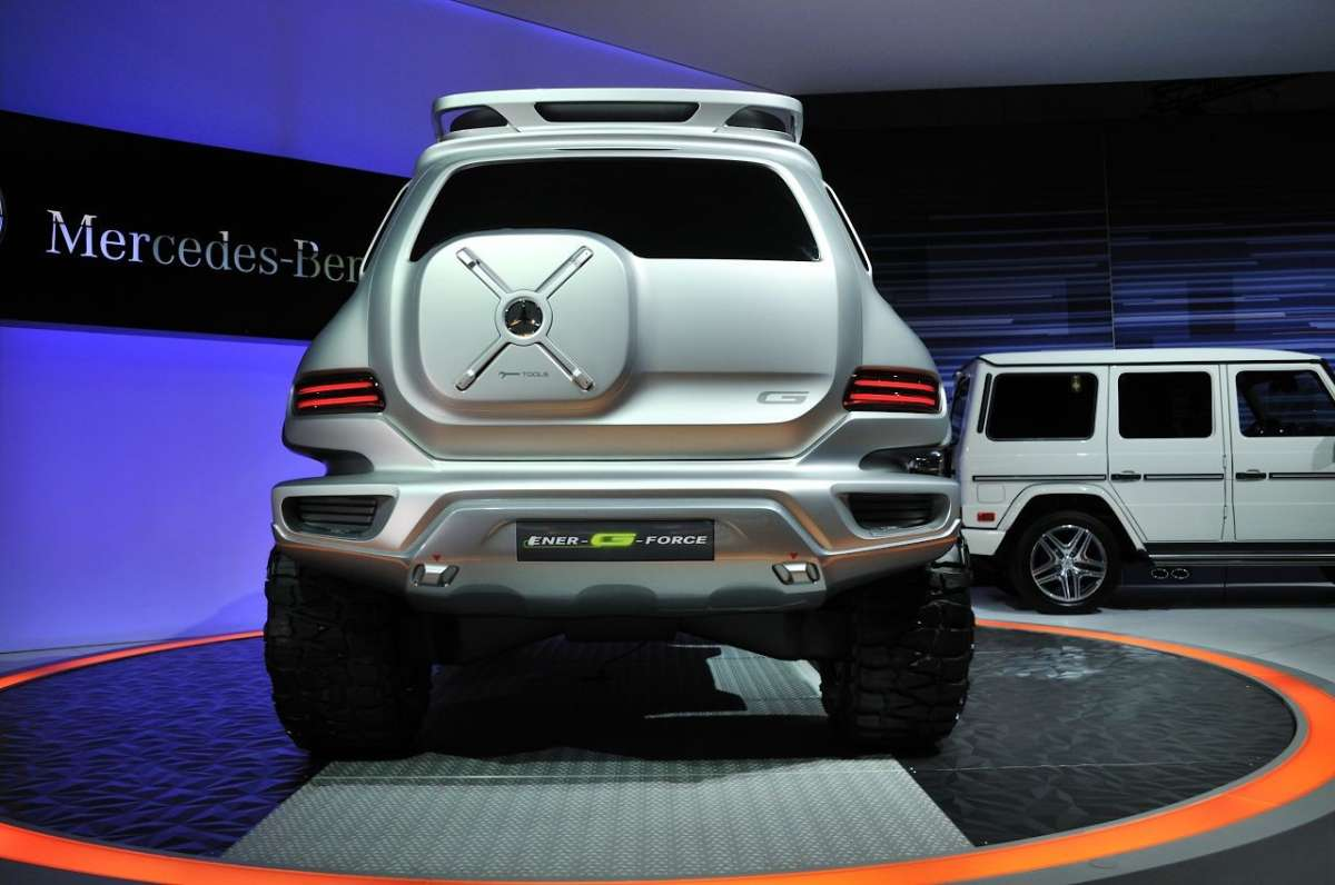 Mercedes-Benz Ener-G-Force al Salone di Los Angeles 2012 (5)