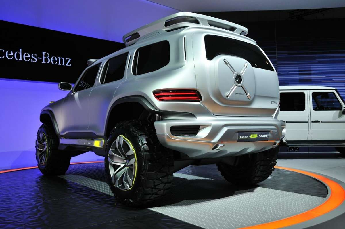 Mercedes-Benz Ener-G-Force al Salone di Los Angeles 2012 (6)