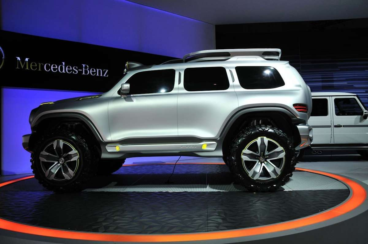 Mercedes-Benz Ener-G-Force al Salone di Los Angeles 2012 (7)