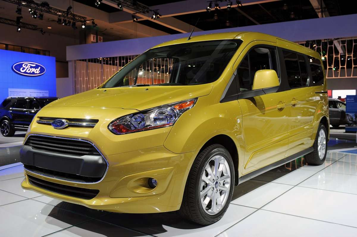 Ford Tourneo Connect Wagon anteriore